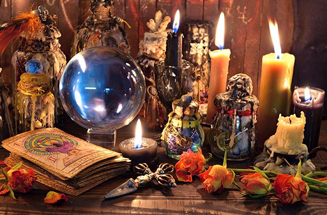 Magia y Brujeria